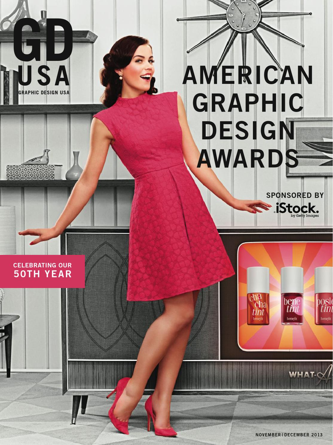 Gd Usa Award 2016 In House Design: GDUSA November/December 2013 Issue By Graphic Design USA