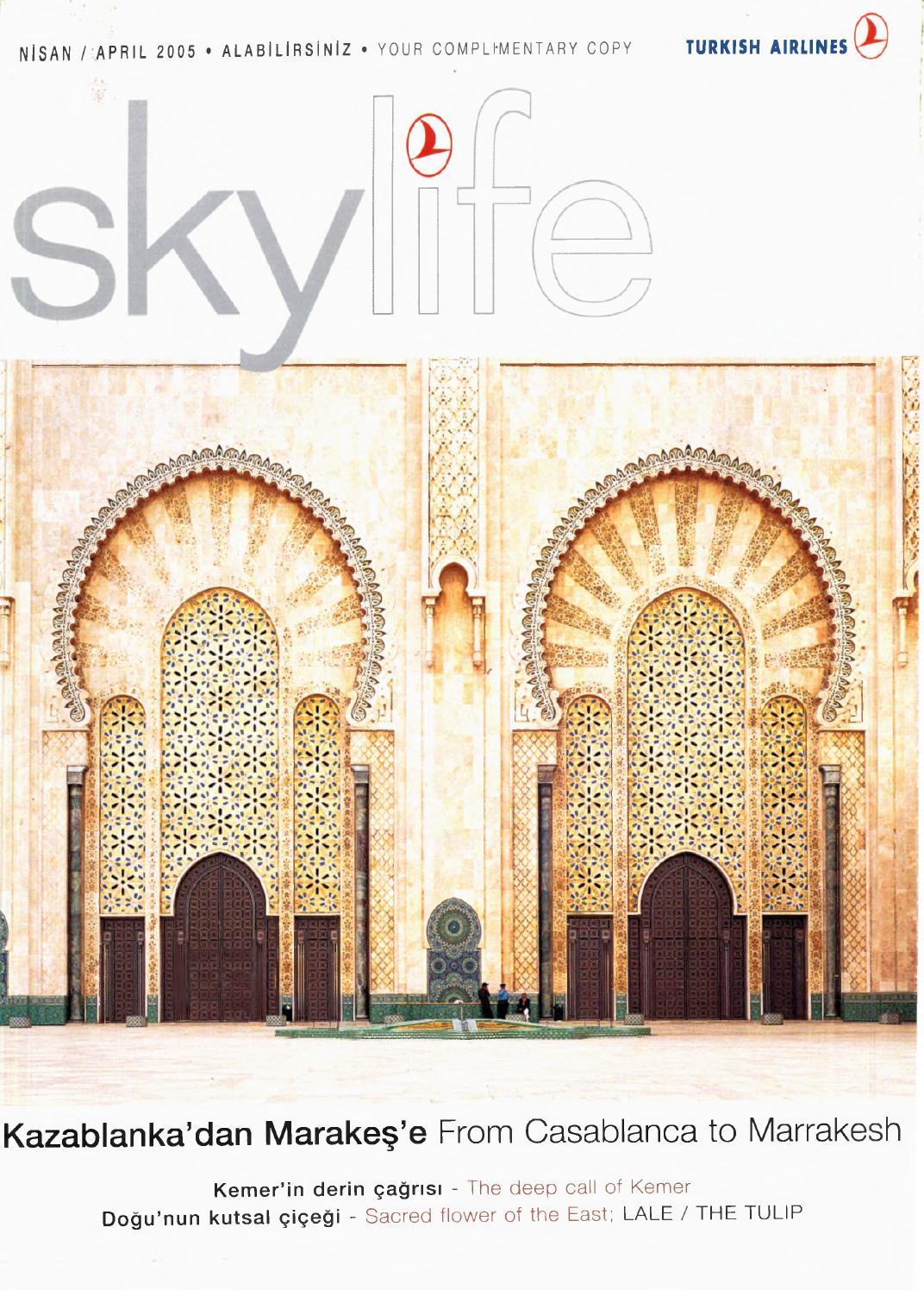 2005 04 by Skylife Magazine - issuu