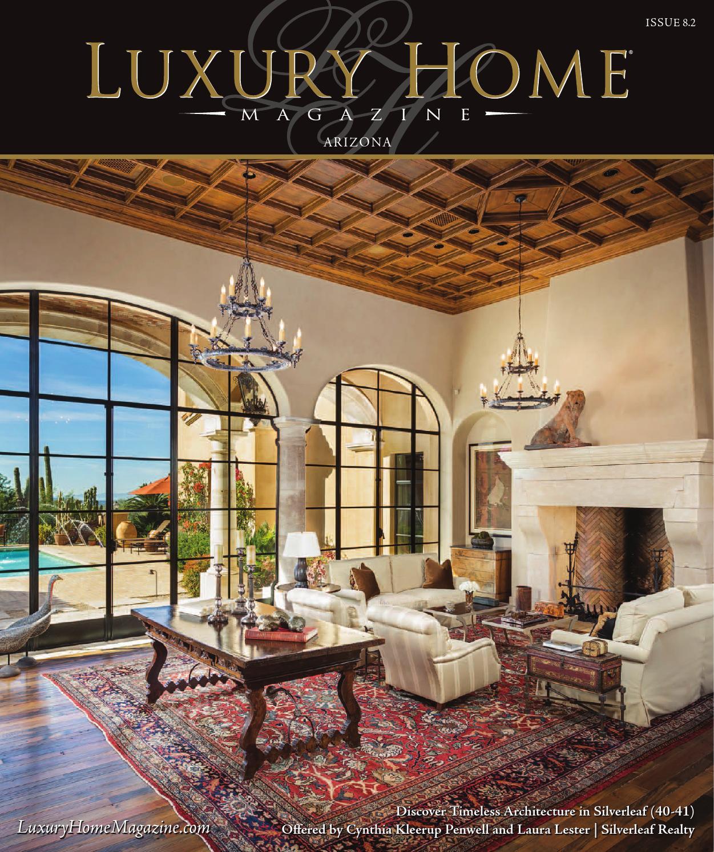 luxury home magazine arizona issue 8 2 by luxury home magazine issuu. Black Bedroom Furniture Sets. Home Design Ideas