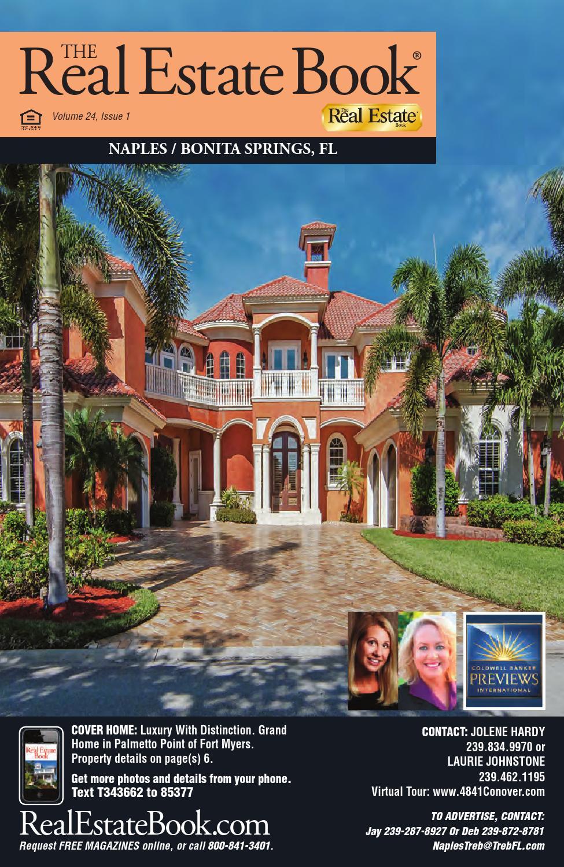The Real Estate Book Of Naples Bonita Springs Fl 24 1