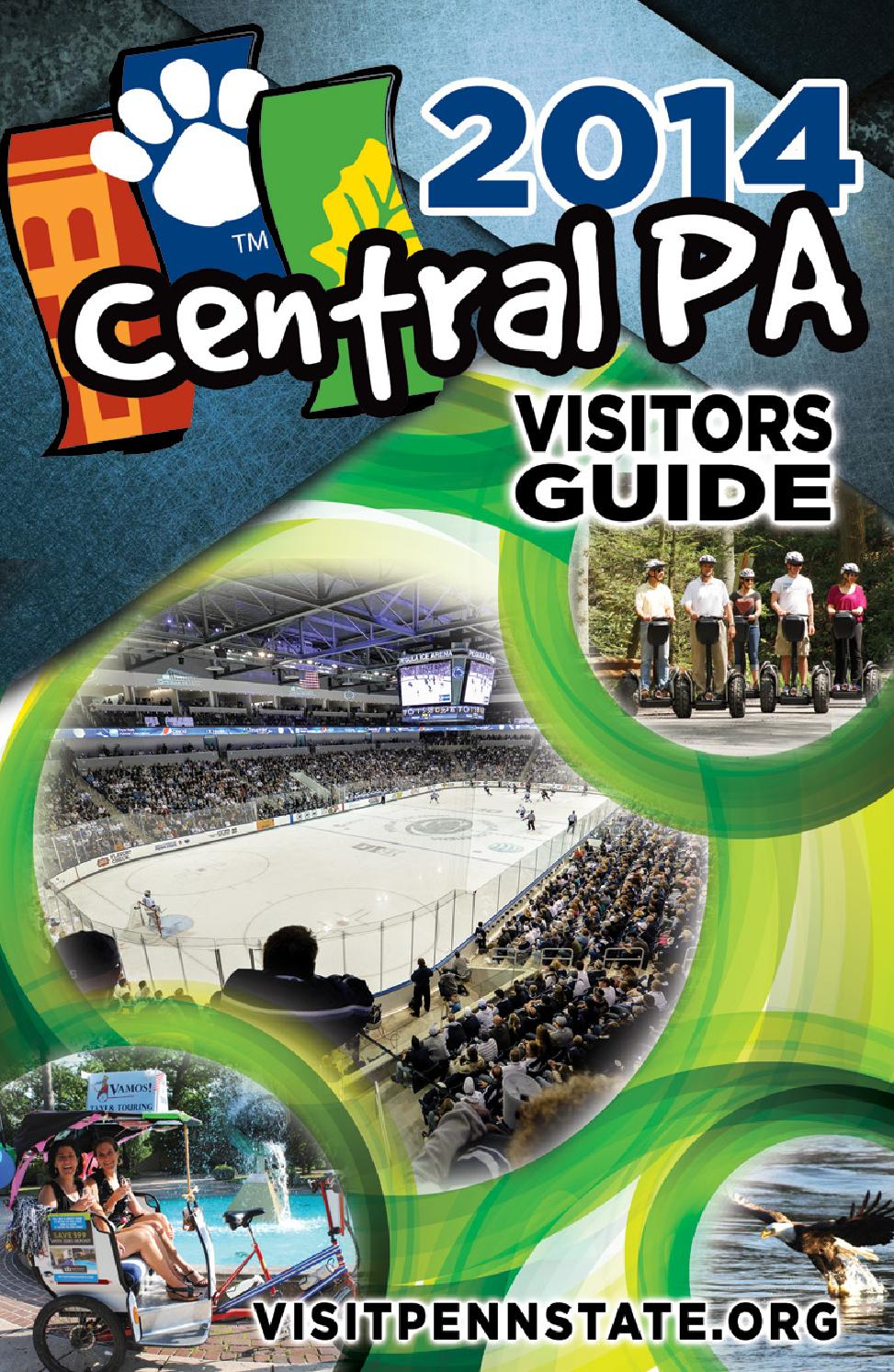 2014 central pa visitors guide visit penn state by central pennsylvania cvb issuu. Black Bedroom Furniture Sets. Home Design Ideas