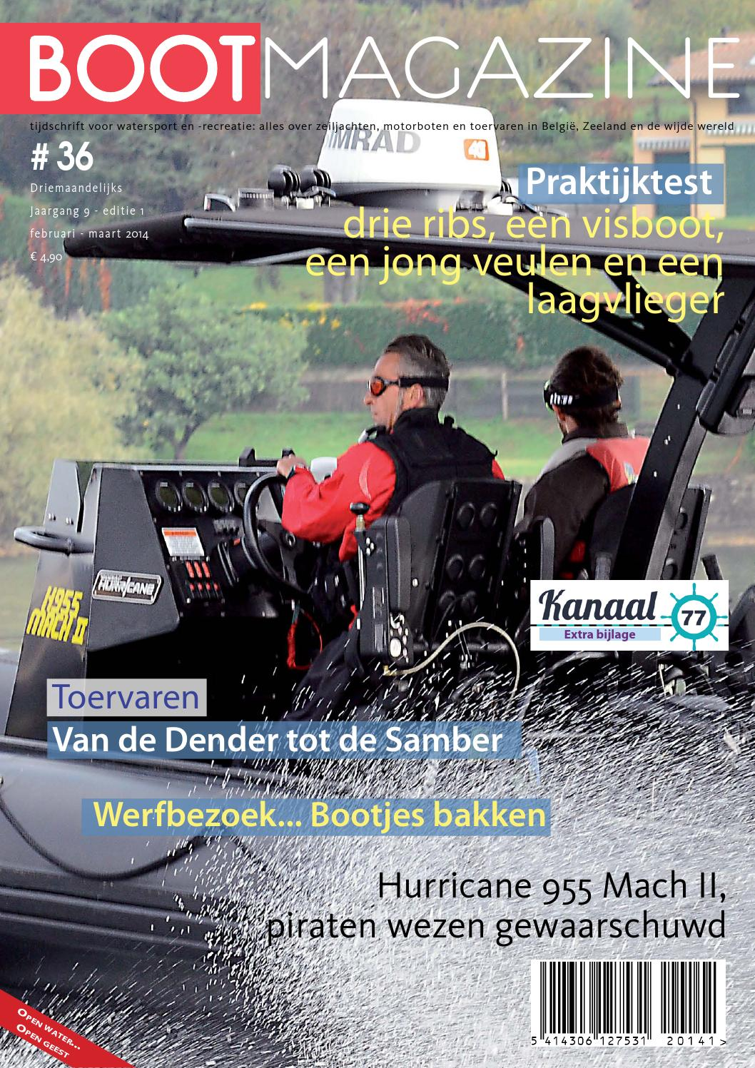 Bootmagazine nr. 30   augustus/september 2012 by leo van ...