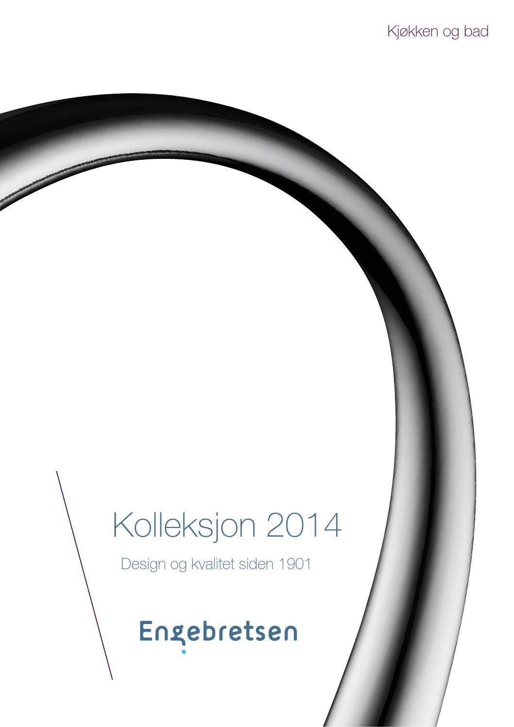 engebretsen kolleksjonskatalog 2014 kj kken og bad by thor issuu. Black Bedroom Furniture Sets. Home Design Ideas