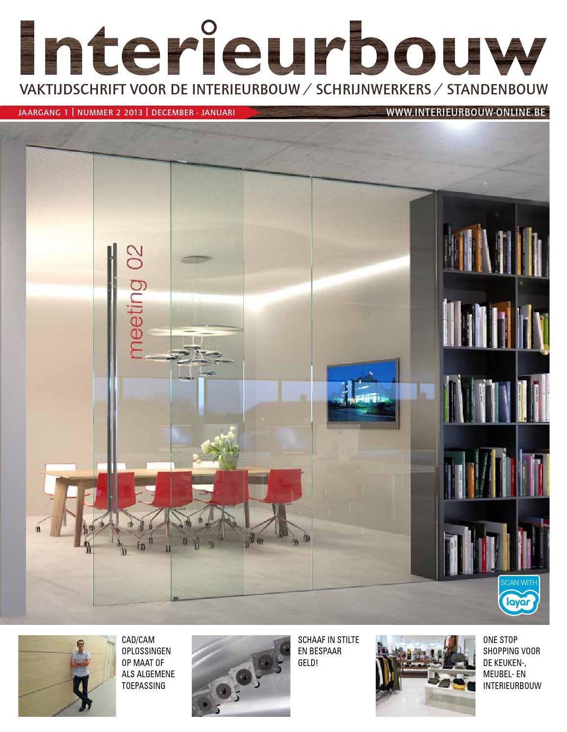 Interieurbouw be 03 2014 by louwers uitgeversorganisatie bv   issuu