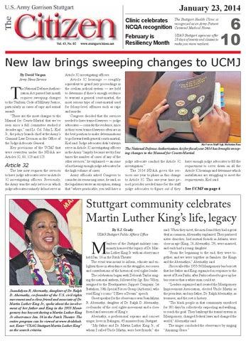 The Citizen - Jan. 24, 2014
