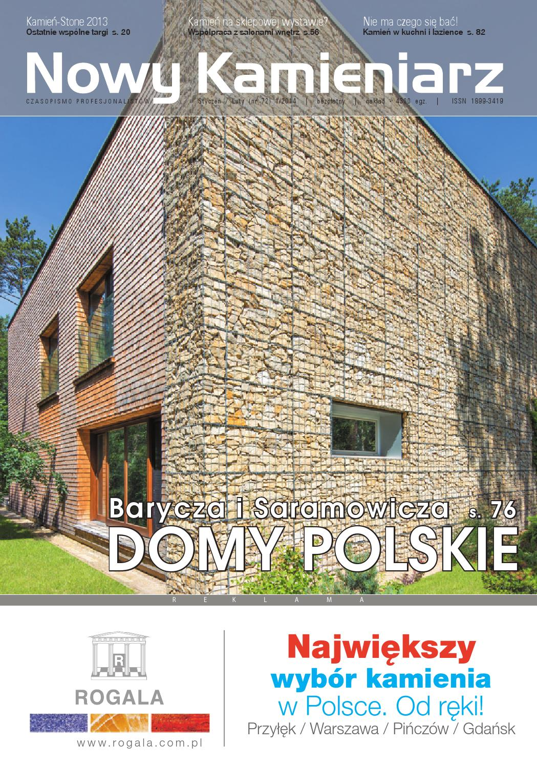 Nowy Kamieniarz 72 By Skivak Press Issuu