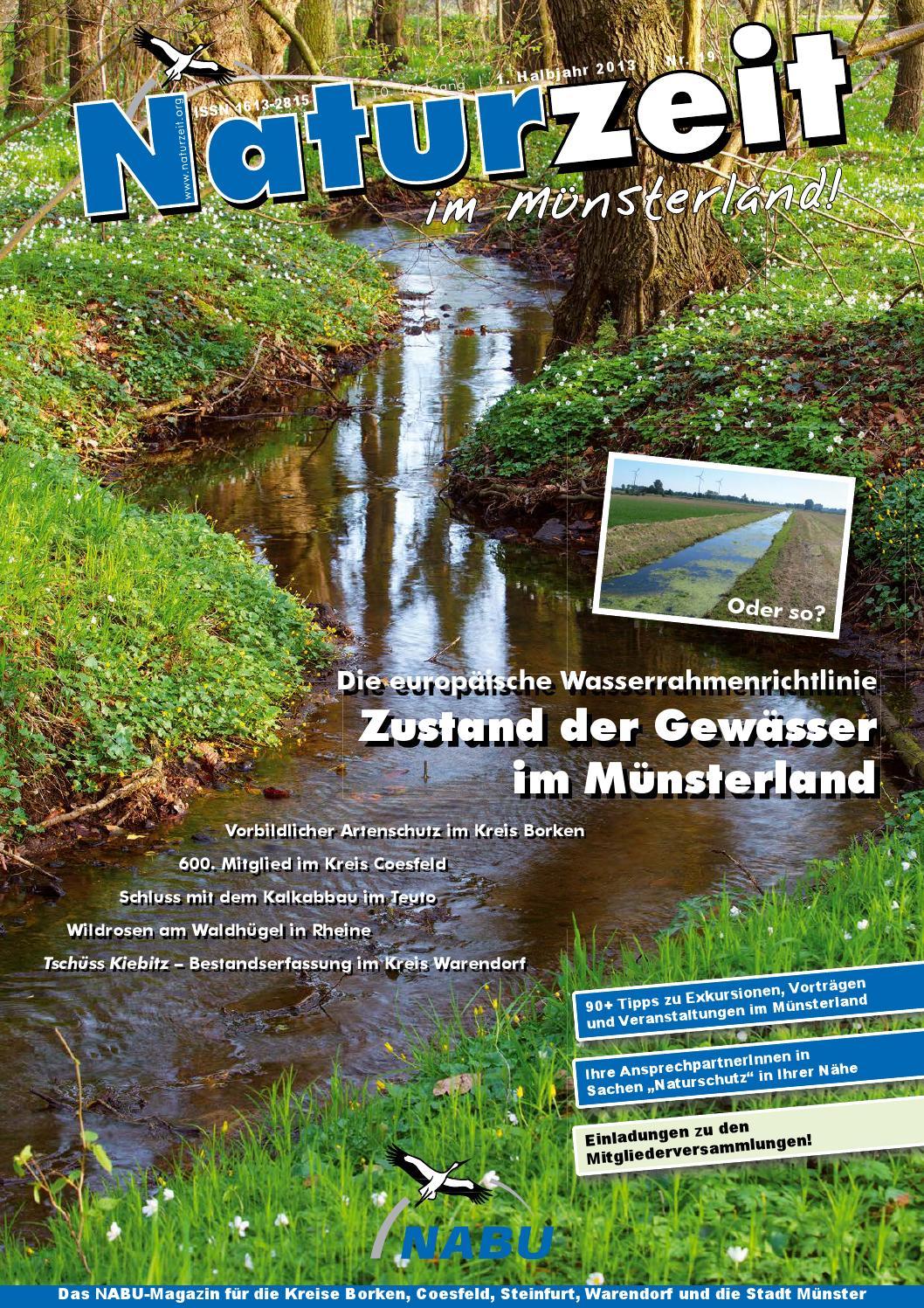 Naturzeit im Münsterland - Nr. 19 by PIXTURA Werbeagentur e.K - issuu