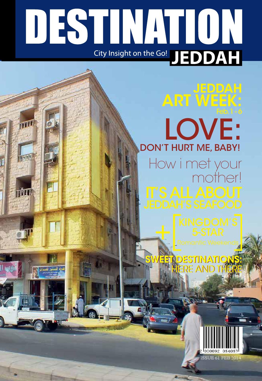 Saudi arabia by destination magazine ksa issuu for Art cuisine jeddah