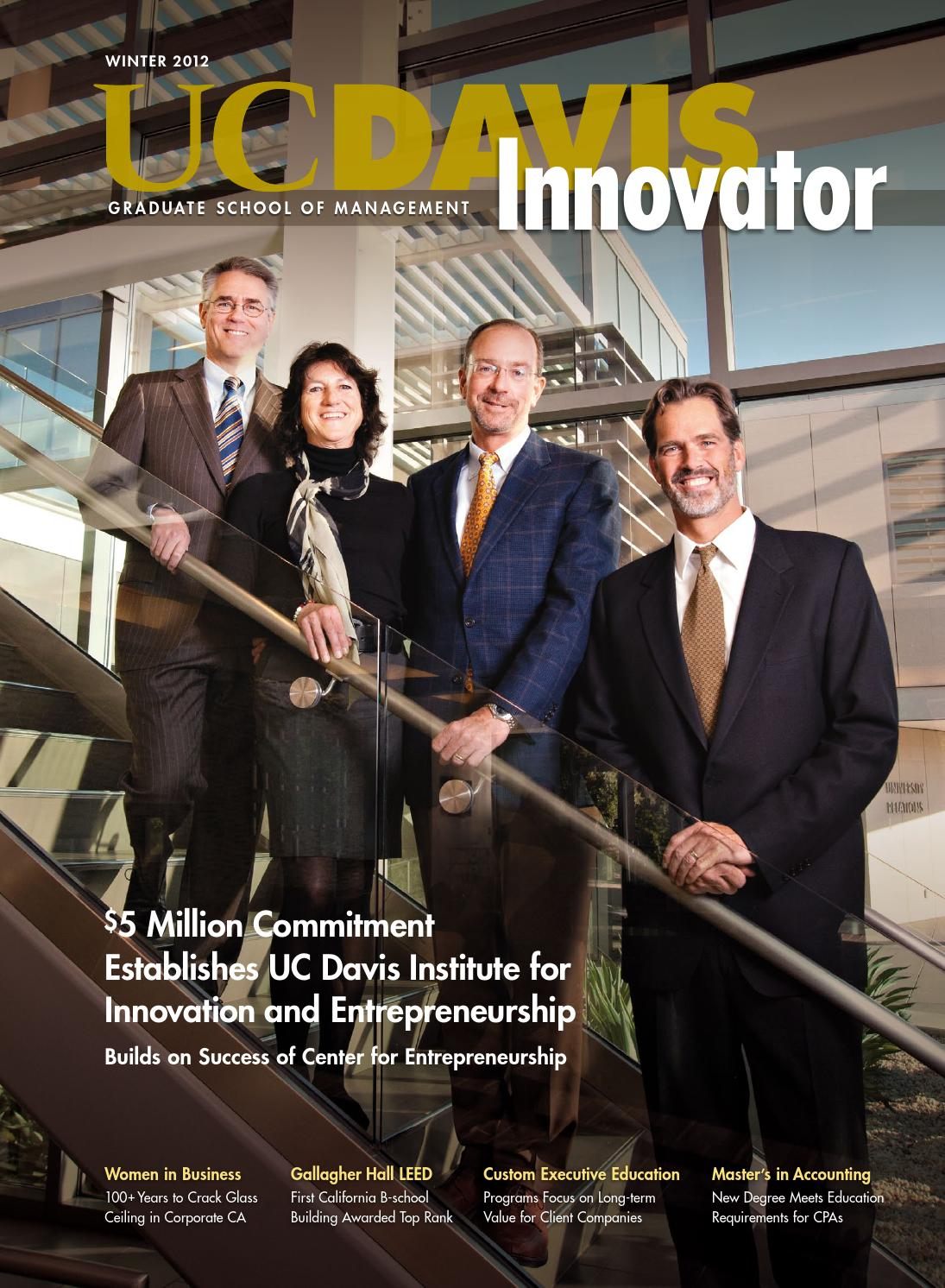 2012 innovator by uc davis graduate school of management issuu