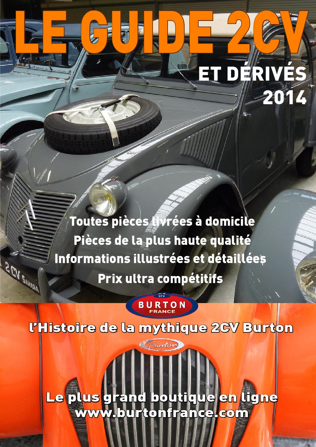 guide 2cv burton 2014 by ingrid henneken