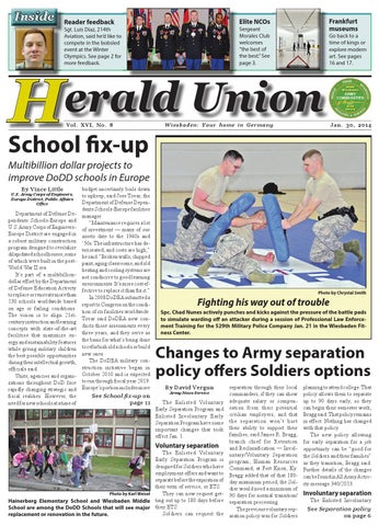Herald Union, Jan. 30, 2014