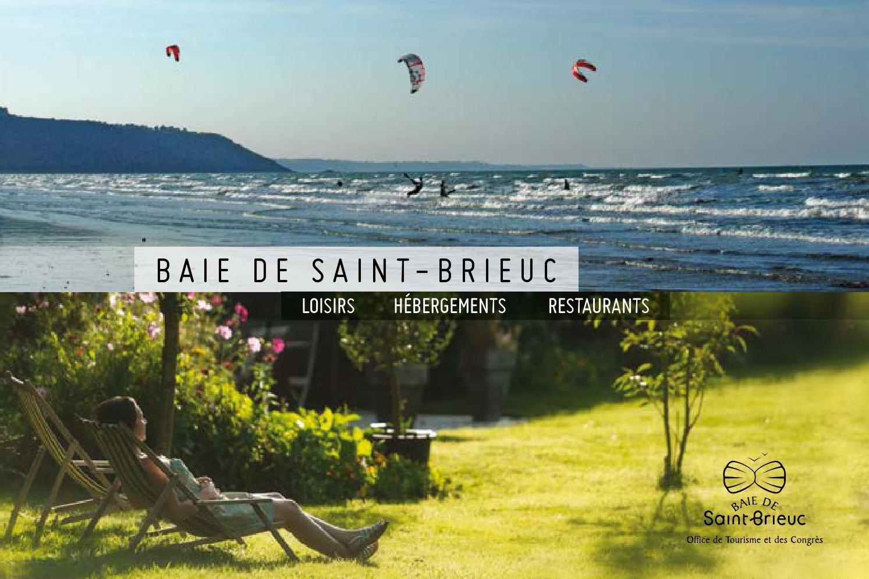 Vos vacances en baie de saint brieuc by office de tourisme et des congr s de la baie de saint - Office de tourisme de st brieuc ...