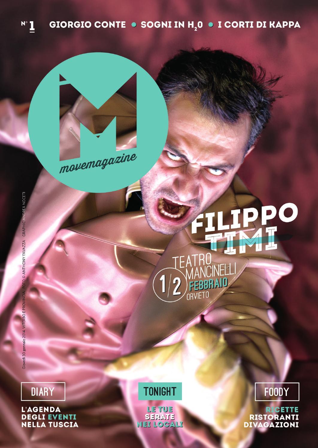Move Magazine Viterbo #1 by Move Magazine - issuu