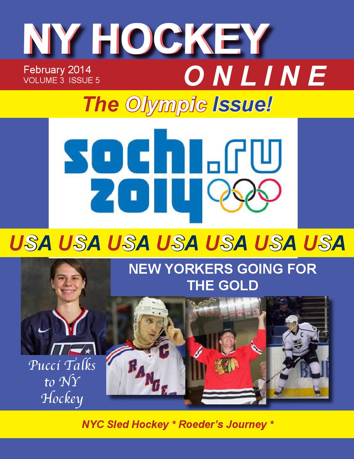 ny hockey online magazine by ny hockey online issuu 2014
