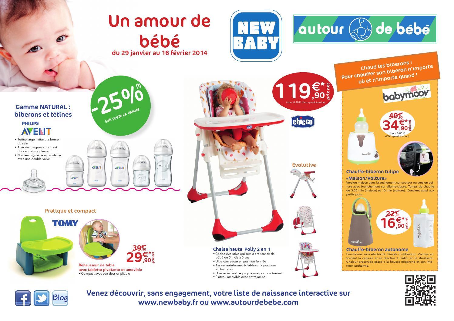 Catalogue autour de b b by joe monroe issuu for Autour de bebe colmar houssen