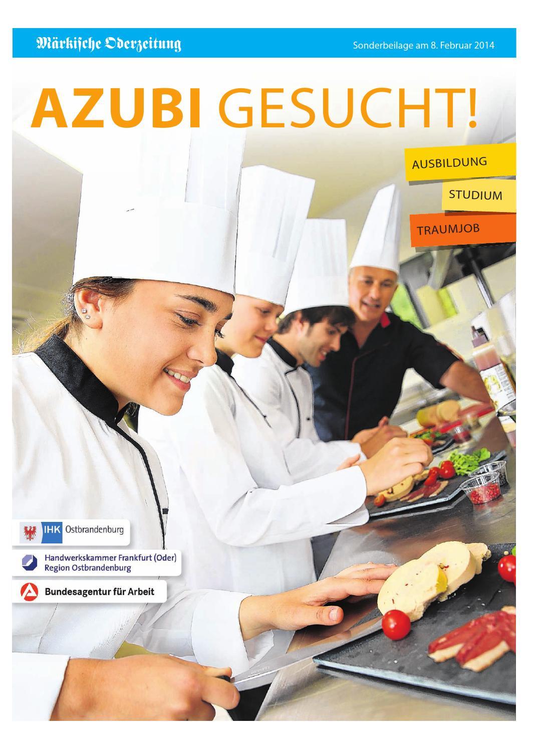 Beilage azubi gesucht feb 2014 by m rkische onlinezeitung for Raumausstatter gesucht