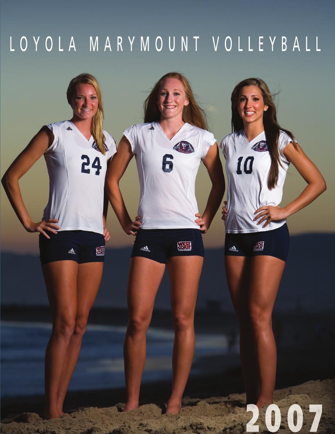 start with business planning lmu volleyball