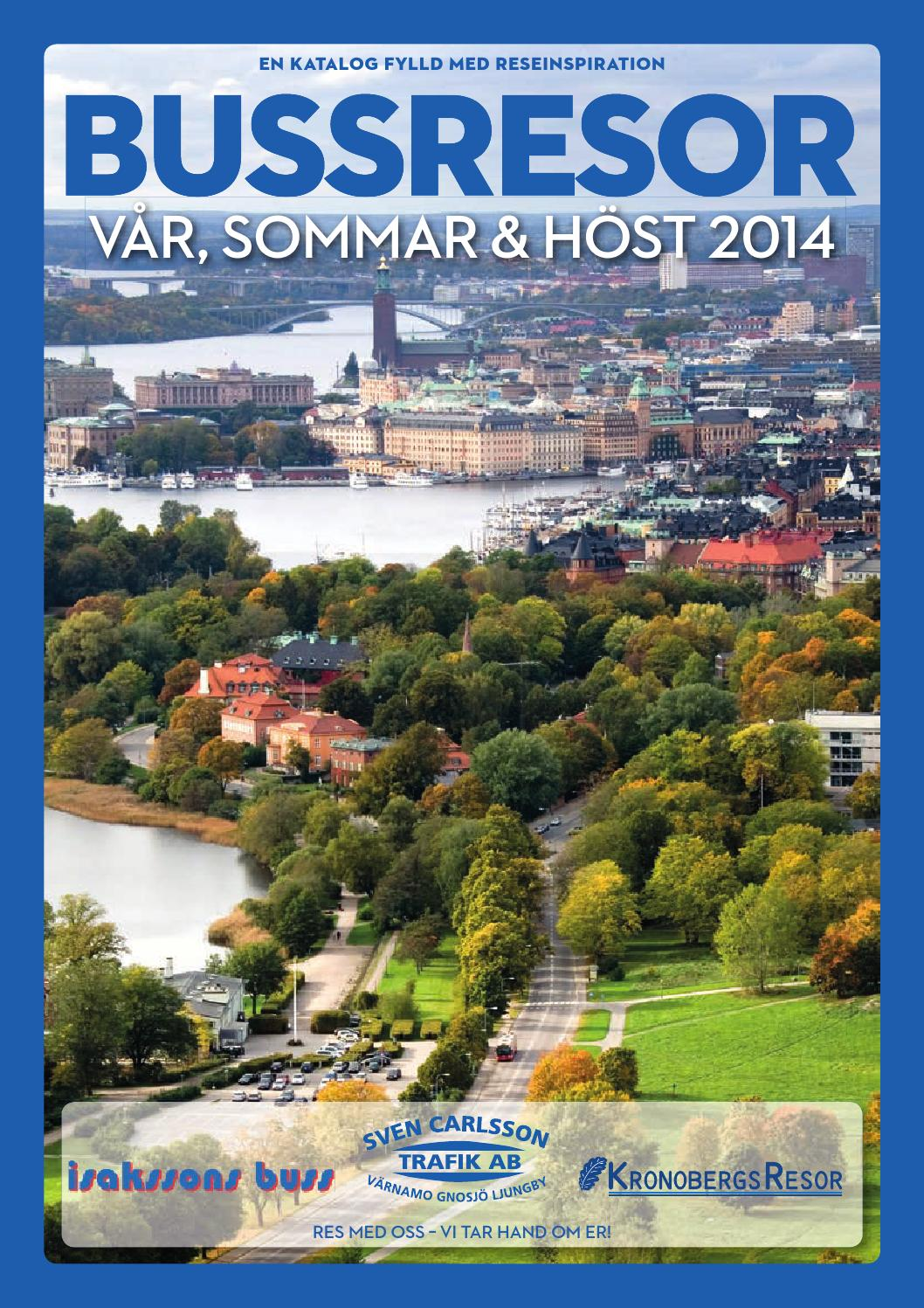 Bussresor isaksson 2014 by brun mediaproduktion ab   issuu