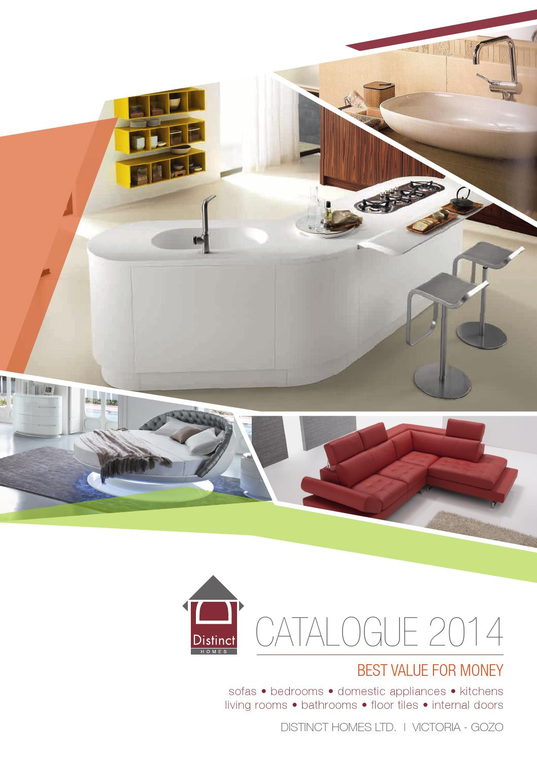Best Value For Money Catalog 2014 Distinct Homes Malta By Carolin Hyzyk Issuu