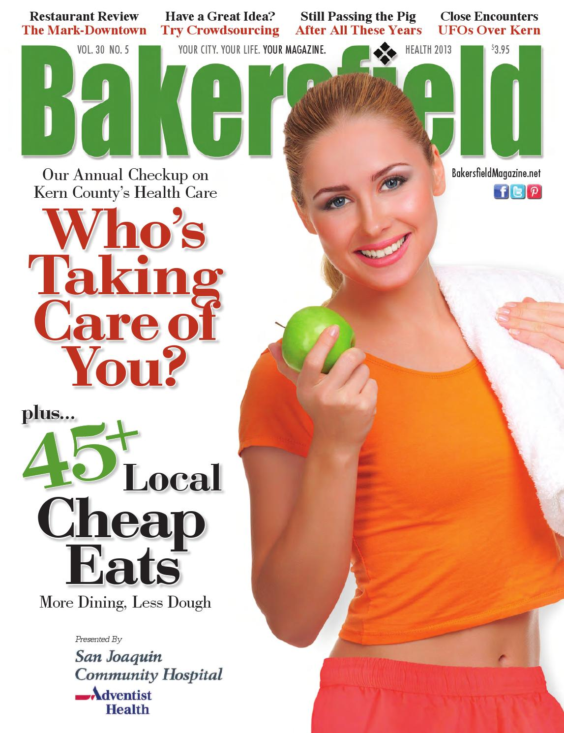 Bakersfield Magazine 30 5 Cheap Eats Kern Health By