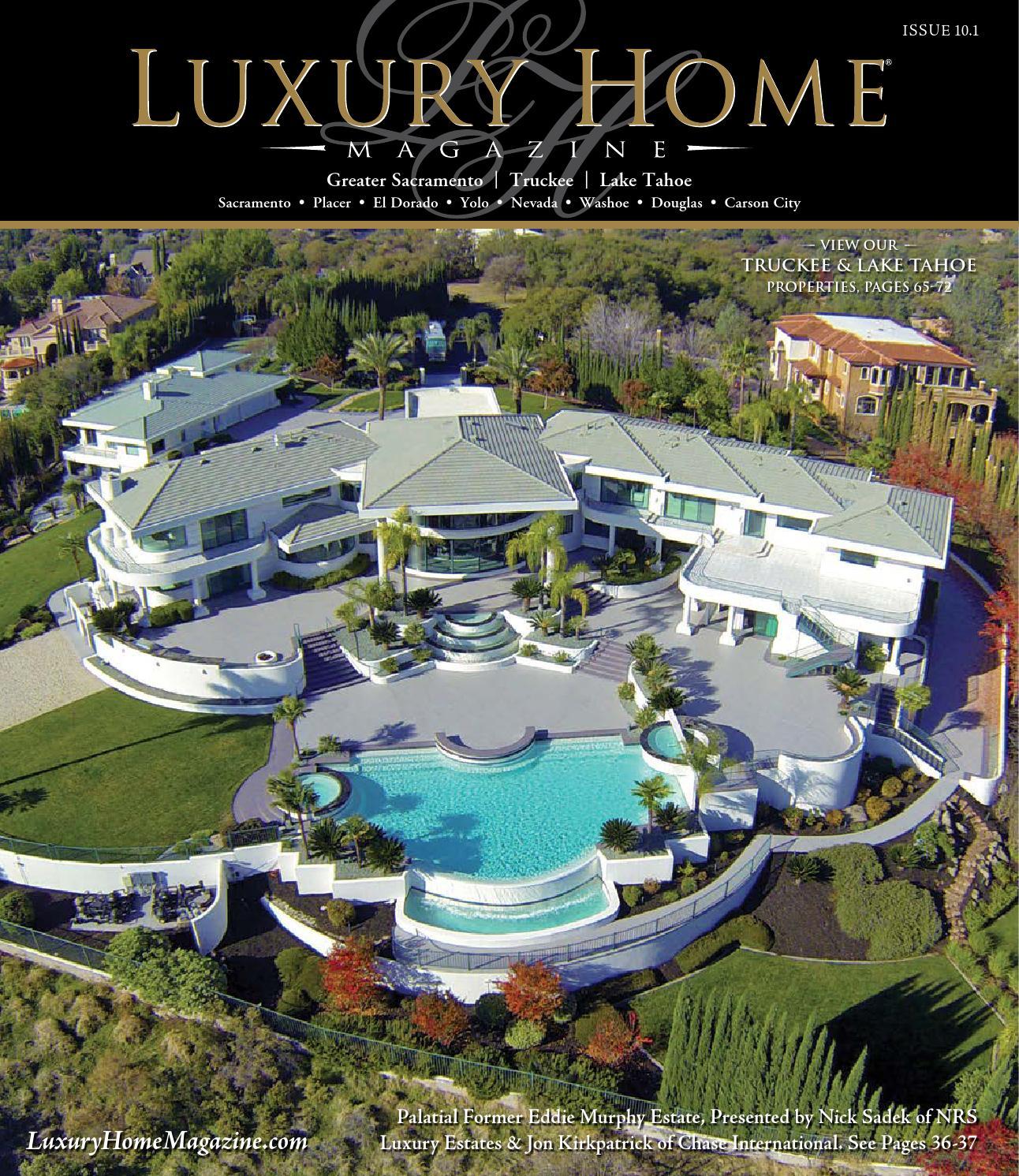 Lake Tahoe Luxury Homes: Luxury Home Magazine Sacramento
