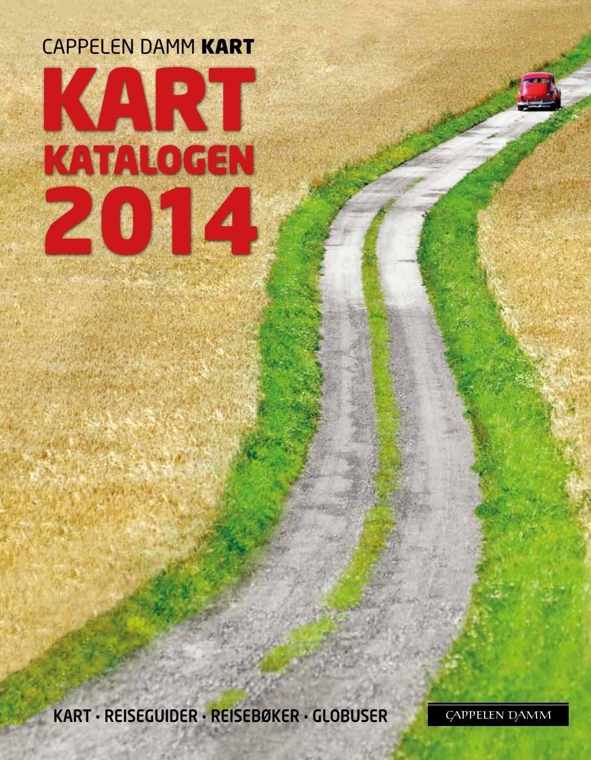 Kartkatalog2014 by Cappelen Damm AS - issuu