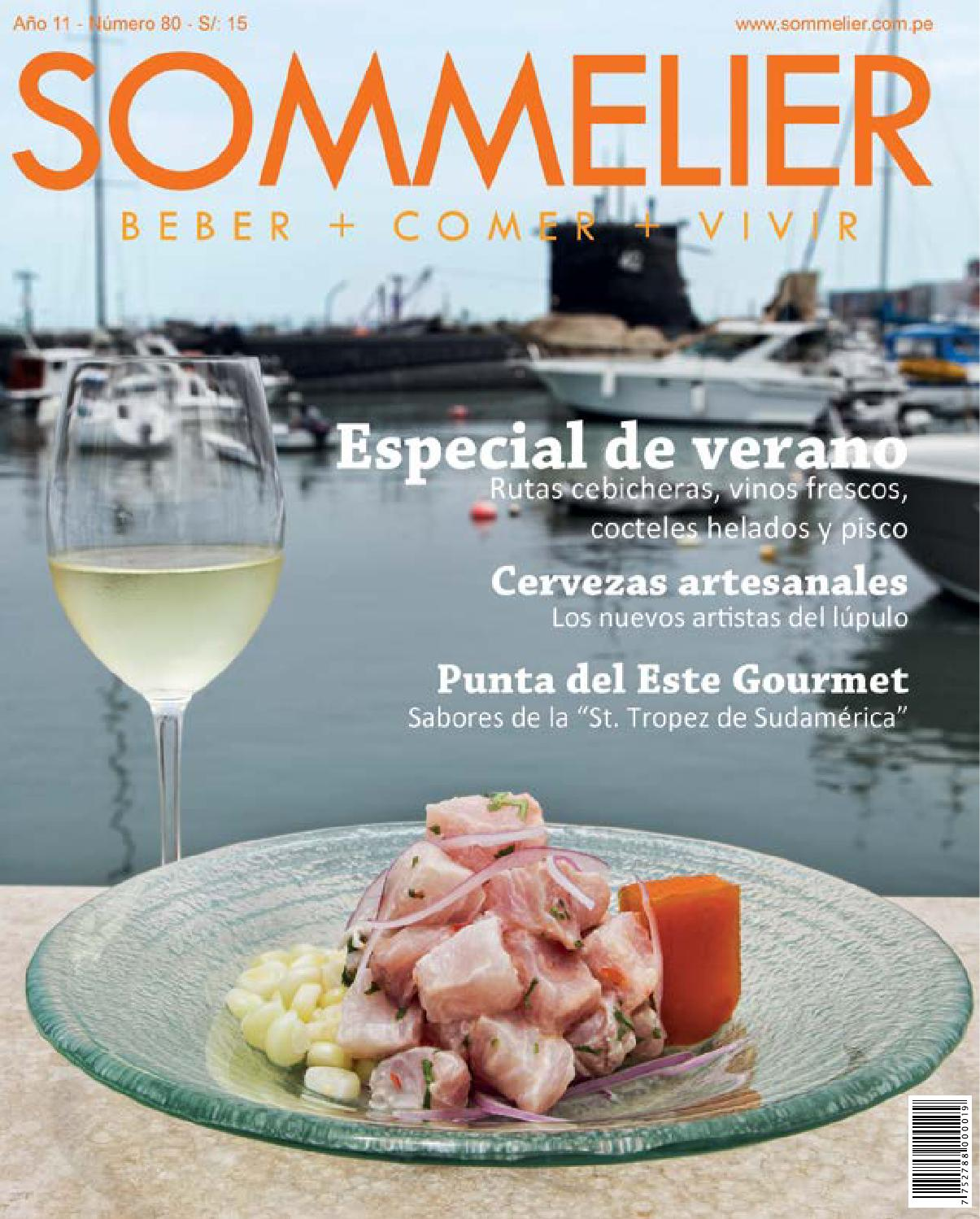Sommelier Edicion 83 By Revista Sommelier Issuu
