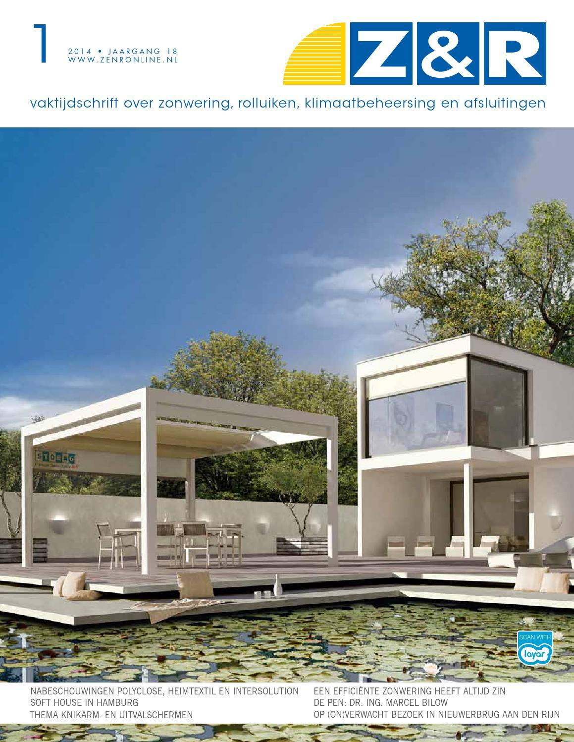 Z&R 1 2014 by Louwers Uitgeversorganisatie BV - issuu