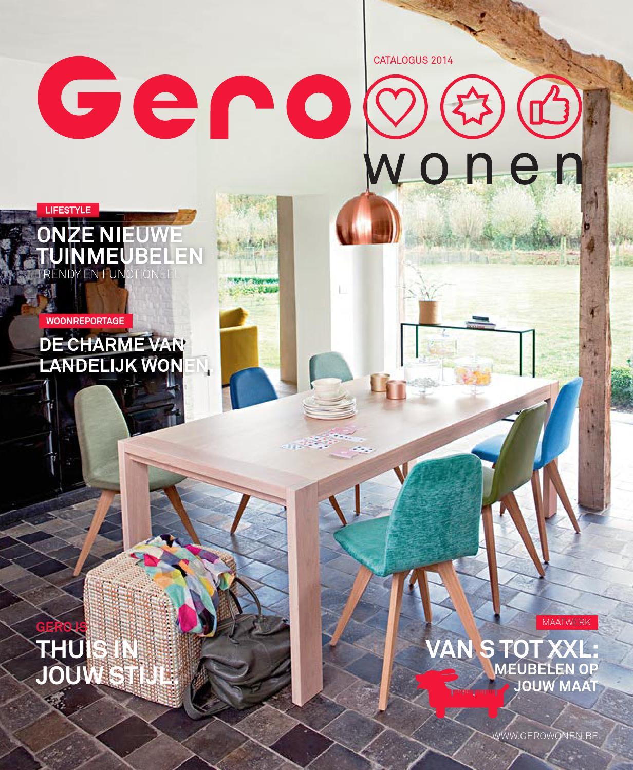 Woonboek stevens meubel winter 2015 by hannibal   issuu