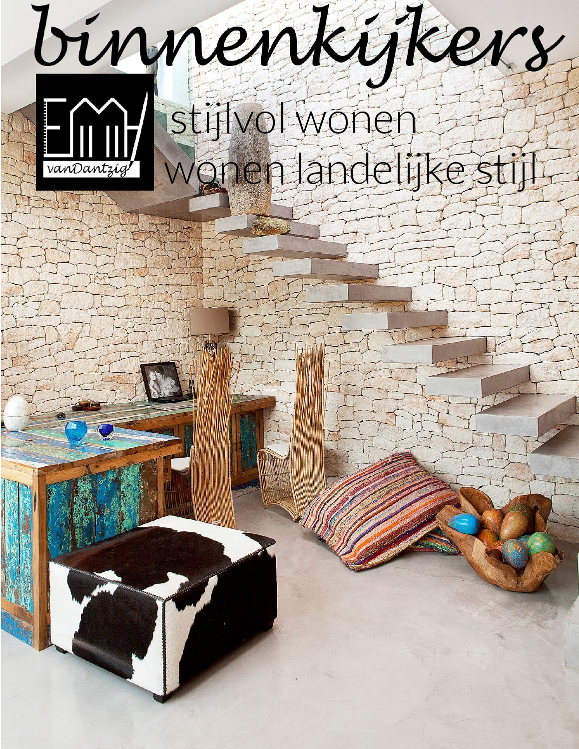 Woonstijl kersteditie 2012 by dmarc   issuu