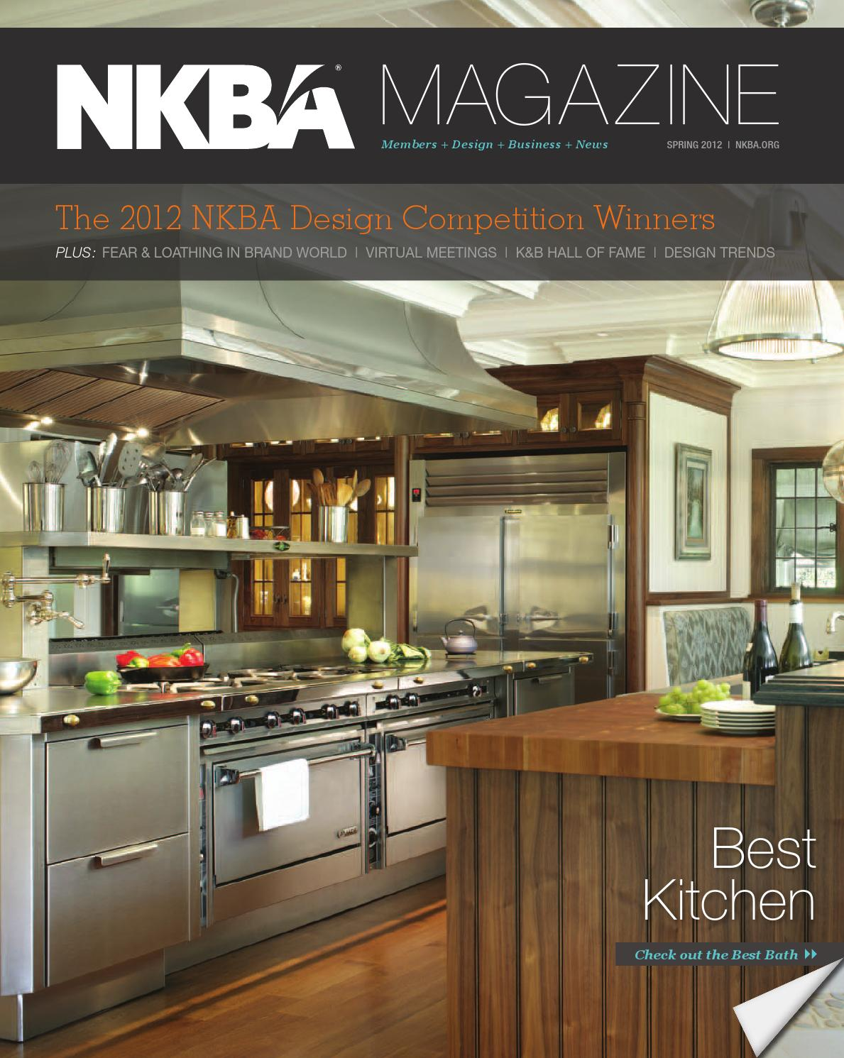 National kitchen and bath association guidelines - Nkba Magazine Kbis Issue January 2015 By National Kitchen Bath Association Nkba Issuu