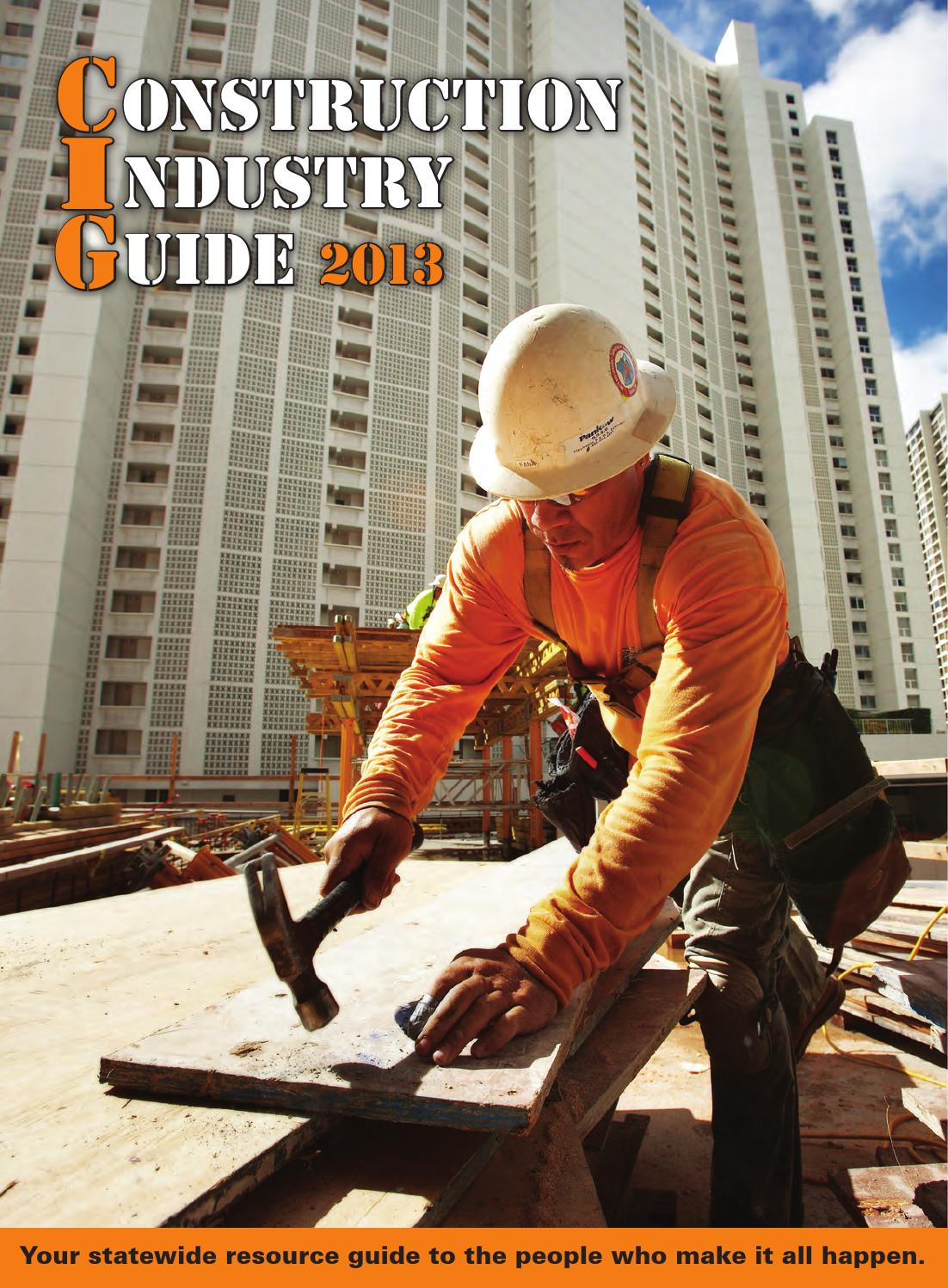 construction industry guide by ursula silva issuu