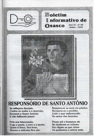 [Bio Diocesano Junho 1995]