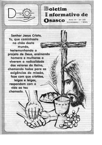 [Bio Diocesano Novembro 1995]