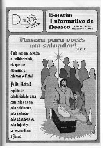 [Bio Diocesano Dezembro 1995]