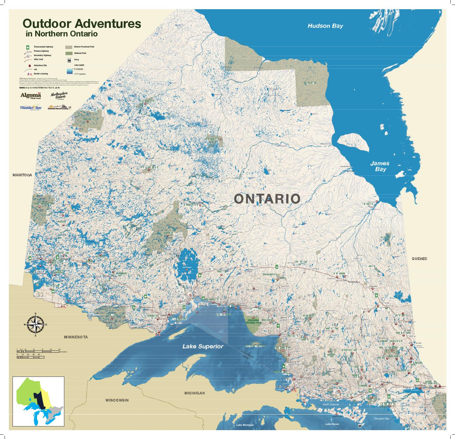 Department Of Natural Resources Ontario