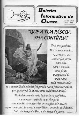 [Bio Diocesano Abril 1996]