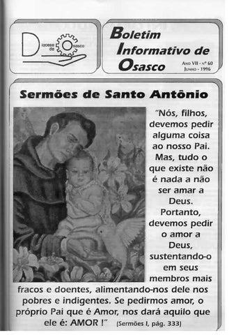 [Bio Diocesano Junho 1996]