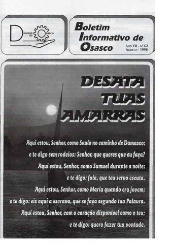[Bio Diocesano Agosto 1996]