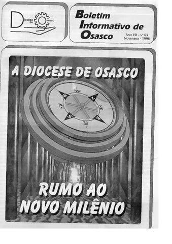 [Bio Diocesano Novembro 1996]
