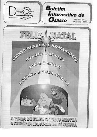 [Bio Diocesano Dezembro 1996]