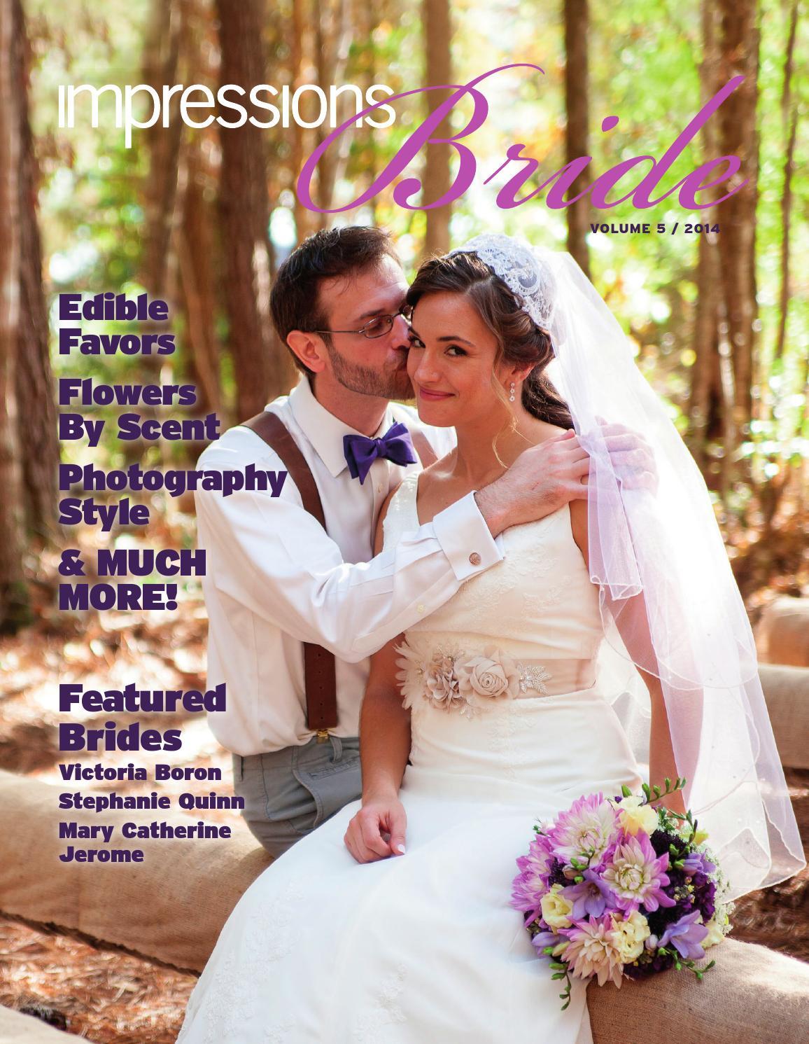 impressions bride volume 5 2014 by key marketing media llc impressions bride volume 5 2014 by key marketing media llc issuu