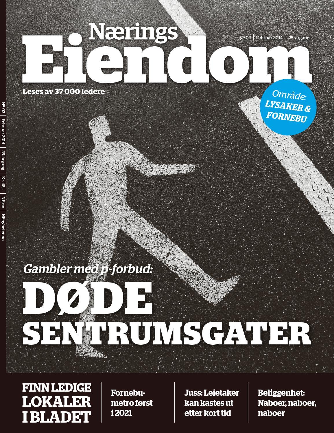 Næringseiendom nr 03 2013 by blake and friends   issuu