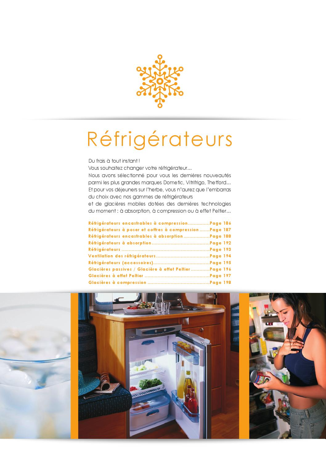 Catalogue 2014 narbonne accessoires r frig rateurs by - Narbonne accesorios ...