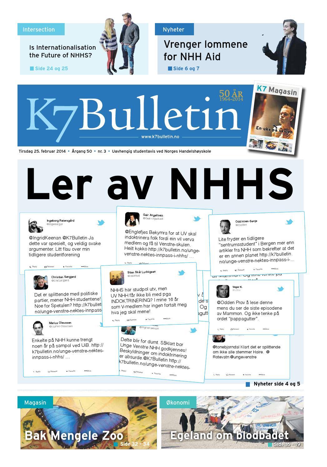 K7 bulletin