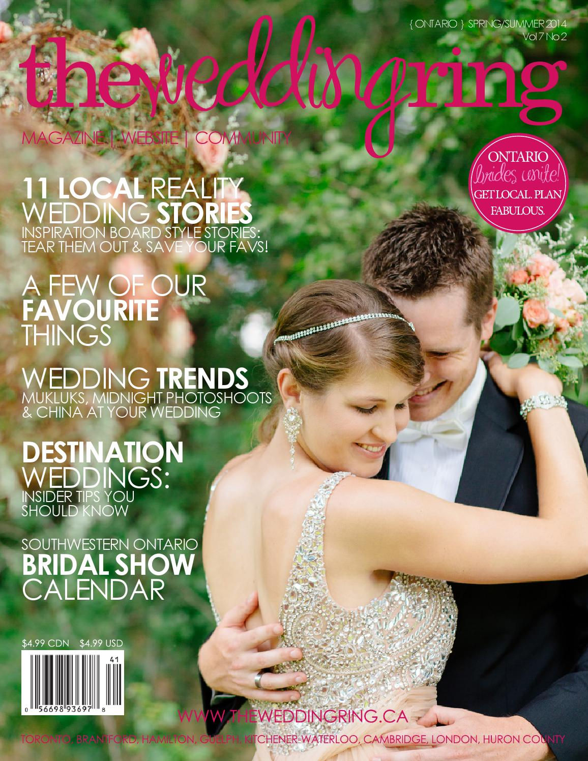 best wedding magazines in california