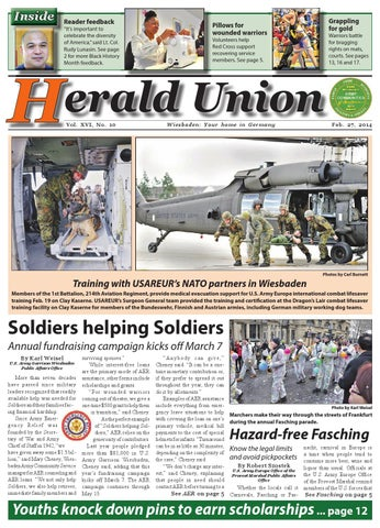 Herald Union, Feb. 27, 2014