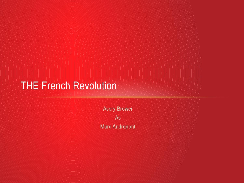 French revolution homework help