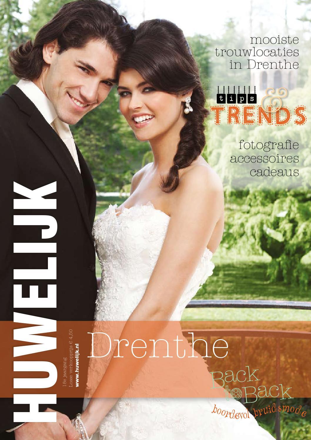 Huwelijk in drenthe 2014 by ward media   issuu