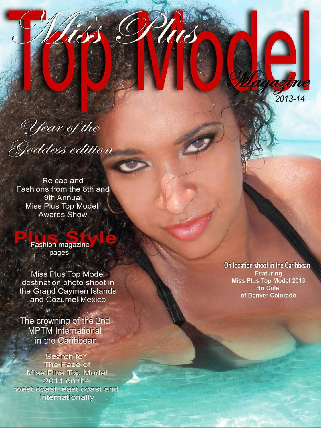MISS PLUS TOP MODEL MAGAZINE online by MISS PLUS TOP MODEL MAGAZINE ONLINE 2013-14 - issuu
